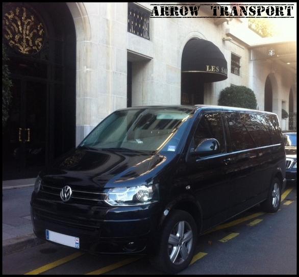 ***Arrow Transport*** Transport de Personnes / Location de véhicule avec chauffeur (dept 95 + depts limitrophes) Arrow210
