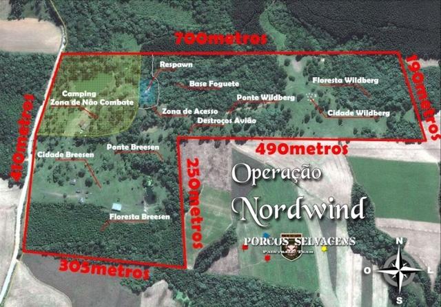 OPERAÇÃO NORDWIND - 12/10/2013  em Camp Alegre-SC Mapa_o10