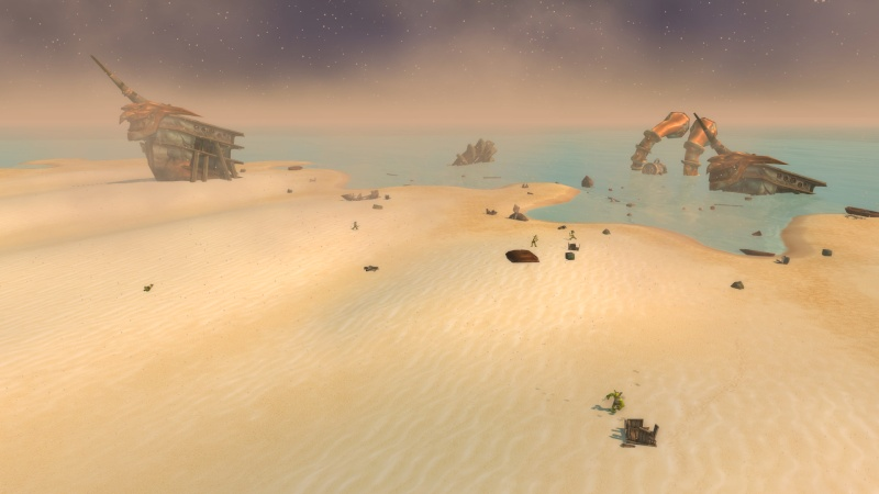 Desert Expedition [Southern Kalimdor, patch 5.4] Wowscr23