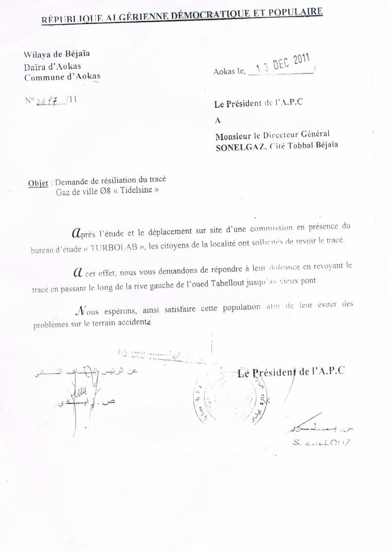 L'AFFAIRE DU GAZ, TOUJOURS SANS ÉPILOGUE Apc10