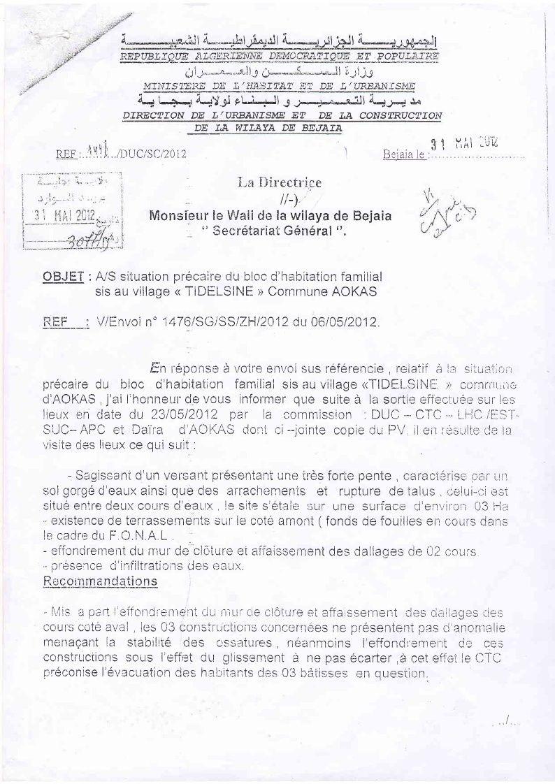 L'AFFAIRE DU GAZ, TOUJOURS SANS ÉPILOGUE Sans_t11