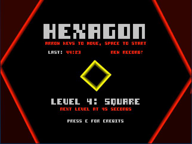 Hexagon [BEST SCORE] Fistag10