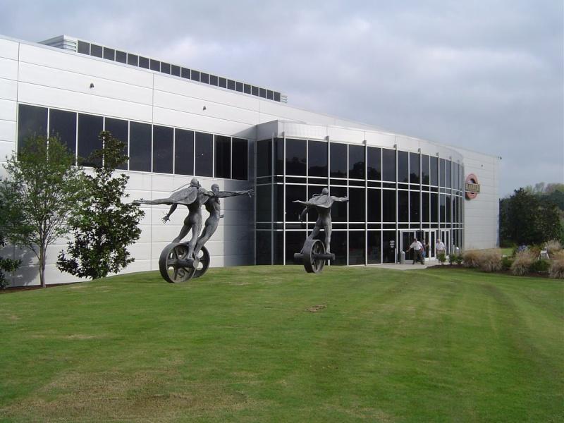 Le plus grand musée moto du monde, Birmingham, Alabama, USA !! 51018310