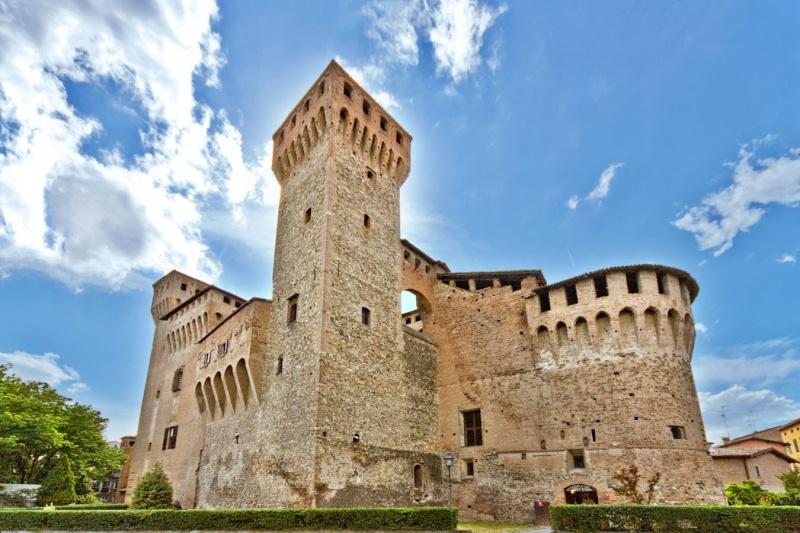 [Italie] - Château de Vignola à Vignola, Emilie-Romagne !! 62832910
