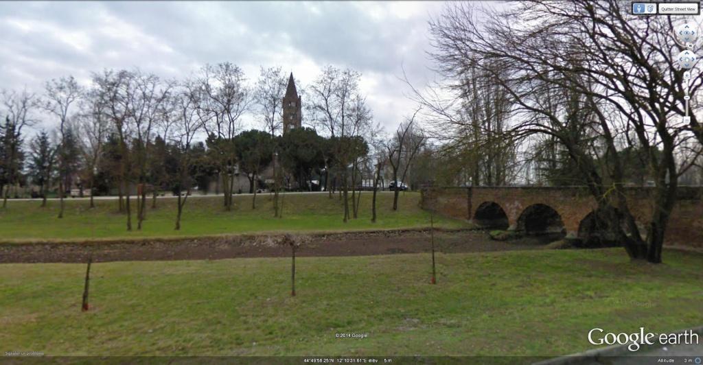 [Italie] - Abbaye Bénédictine de Pomposa à  Codigoro, province de Ferrare en Émilie-Romagne!! Abbaye11