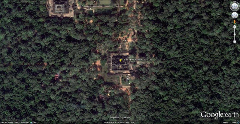 Le temple Bayon, Angkor Thom - Cambodge Bayon_16