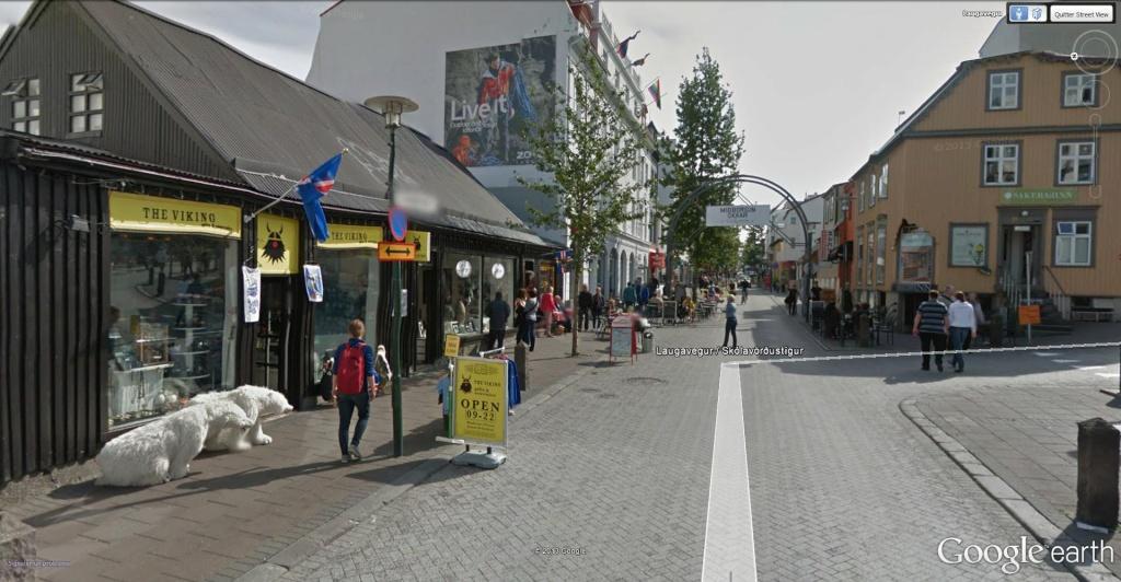 [Islande] - Street-view les cartes postales Carte_10