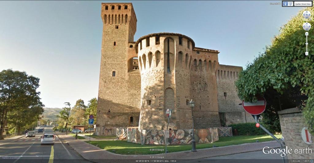 [Italie] - Château de Vignola à Vignola, Emilie-Romagne !! Chatea11