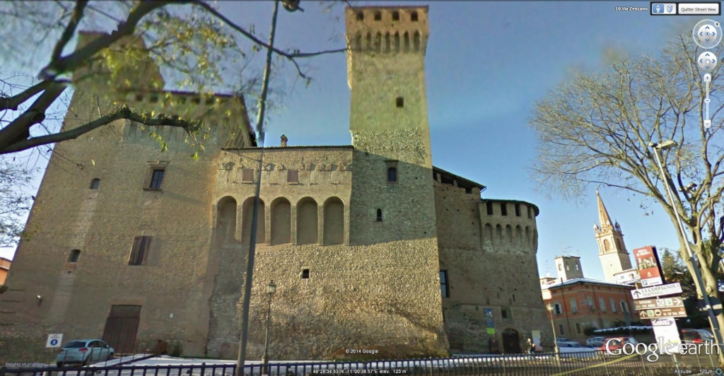 [Italie] - Château de Vignola à Vignola, Emilie-Romagne !! Chatea12