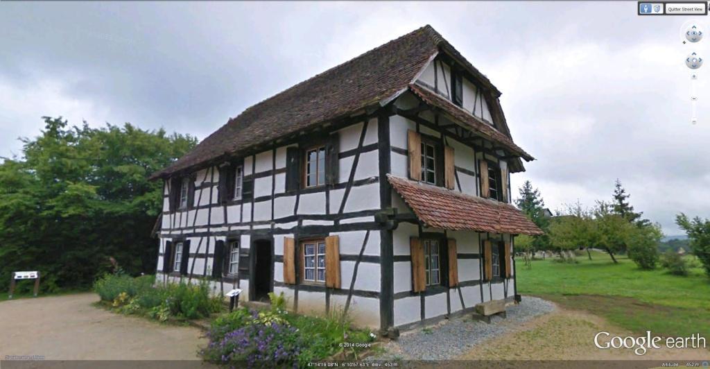 Musée des maisons comptoises, Nancray, France !! Musae_11