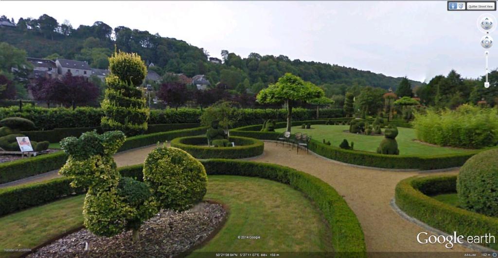 Street View : Les topiaires Topiai13