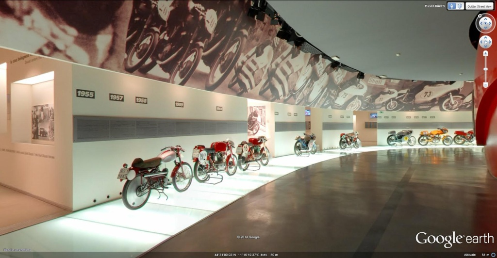 [Italie] - Musée Ducati à Bologne !! Visite13