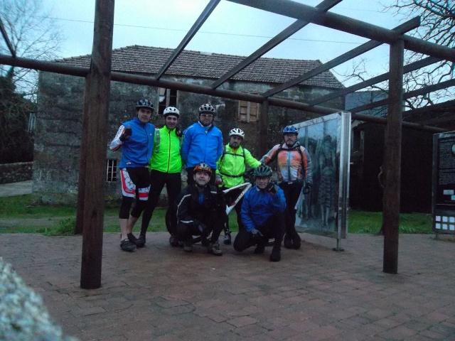 Ruta del Domingo 05/01/´14 (Despedida a JPS) 00210