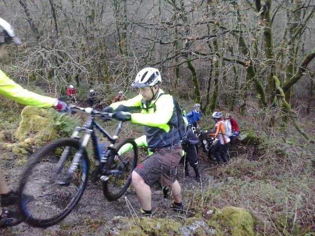 Ruta del Domingo 19/01/´14 (II Aniversario THC Bike) 2014-015