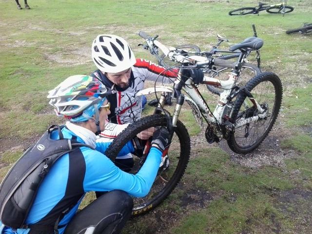 Ruta del Domingo 19/01/´14 (II Aniversario THC Bike) 2014-018