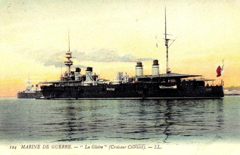 * GLOIRE (1904/1922) * 420_0010