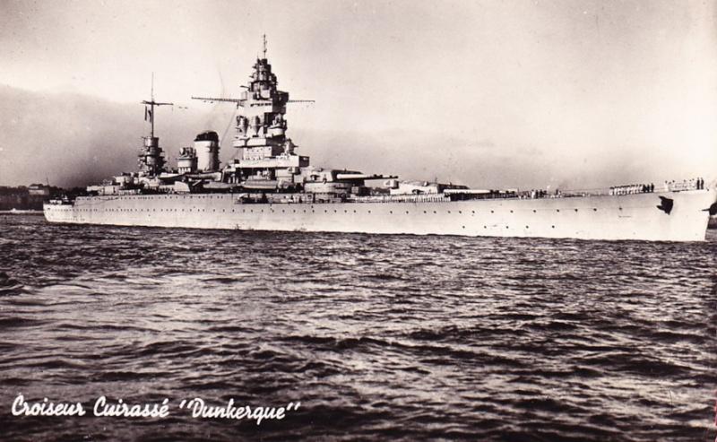 * DUNKERQUE (1937/1942) * 456_0010