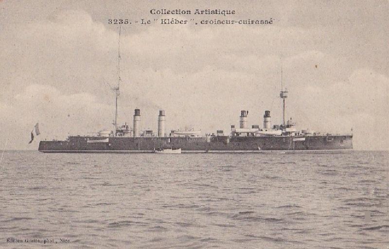 * KLÉBER (1904/1917) * 696_0010