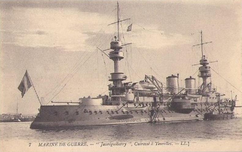 * JAURÉGUIBERRY (1896/1930) * 722_0010
