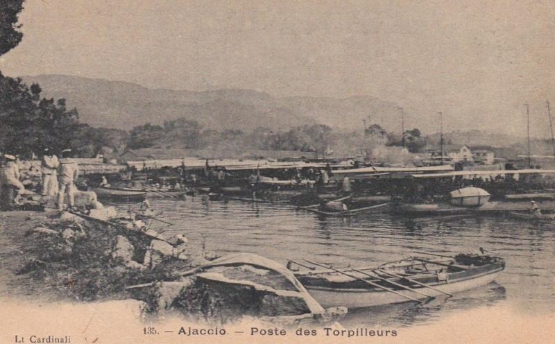 N°60 - Bureau Naval d'Ajaccio  779_0010