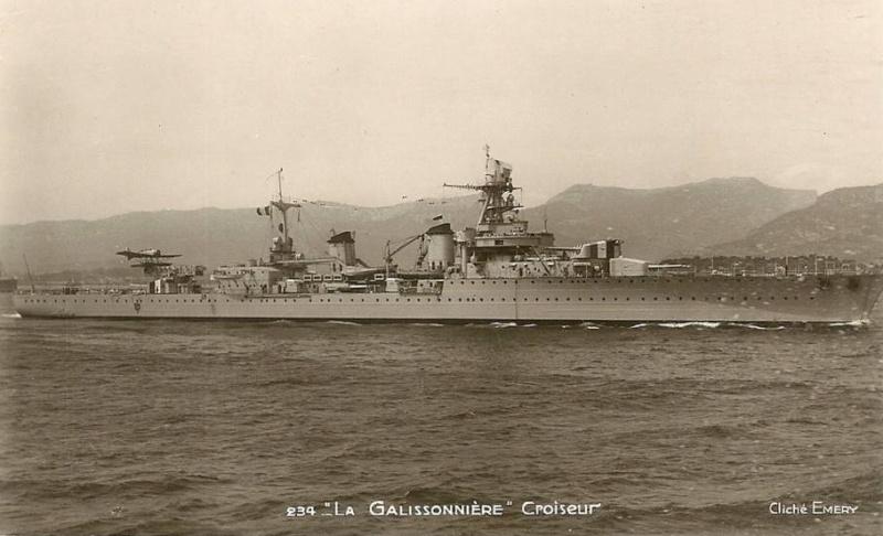 * LA GALISSONNIÈRE (1936/1942) * 937_0010