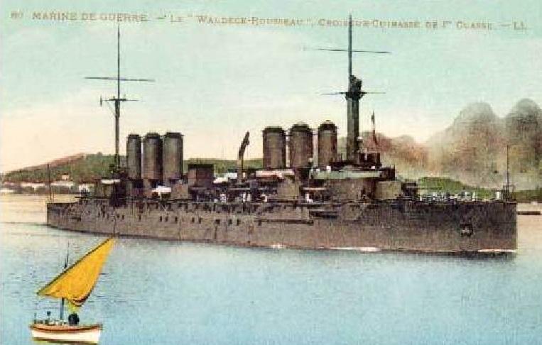 * WALDECK-ROUSSEAU (1910/1936) * 958_0010