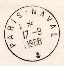 PARIS - PARIS NAVAL A12