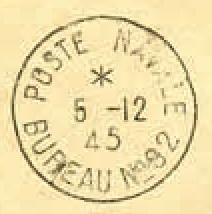 N°92 - Bureau Naval de Bone A14
