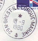 BREST - ÎLE LONGUE A17