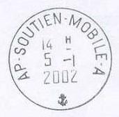 AGENCE POSTALE DE SOUTIEN MOBILE Aa11