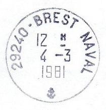 BREST NAVAL B12