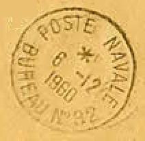 N°92 - Bureau Naval de Bone B15