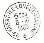 BREST - ÎLE LONGUE B19