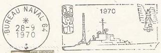 N°64 - Bureaux Navals Embarqués C12