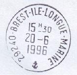 BREST - ÎLE LONGUE C14