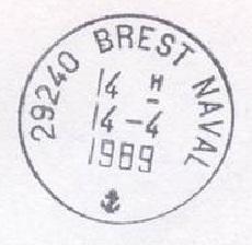 BREST NAVAL D10