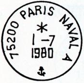 PARIS - PARIS NAVAL E11