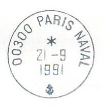 PARIS - PARIS NAVAL F11