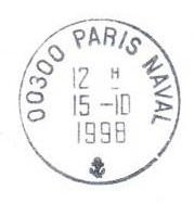 PARIS - PARIS NAVAL G11