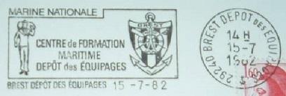 BREST - DEPOT DES EQUIPAGES H12