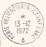 jeanne - JEANNE D'ARC (PORTE-HELICOPTERES) I12