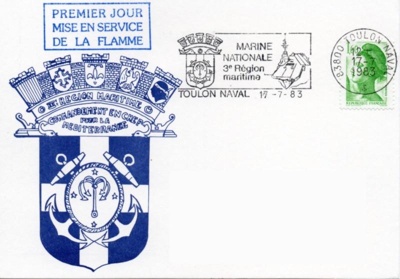 * TOULON, Bureau Postal Naval * Img33410