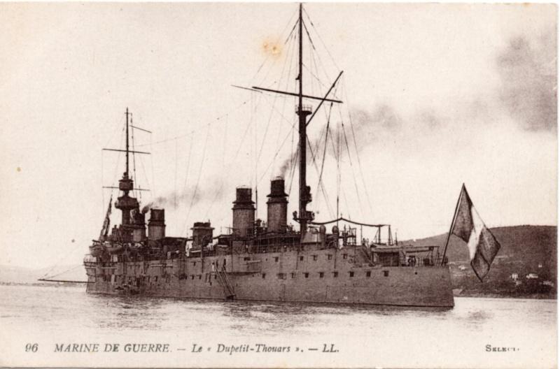 * DUPETIT-THOUARS (1905/1918) * Img36710