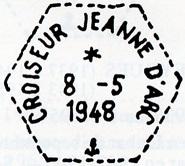 JEANNE D'ARC (CROISEUR - 1931) Img75910