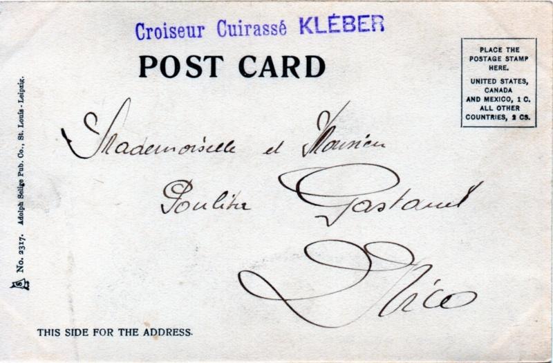 * KLÉBER (1904/1917) * Img84510