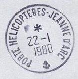 JEANNE D'ARC (PORTE-HELICOPTERES) J12