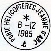 JEANNE D'ARC (PORTE-HELICOPTERES) K12