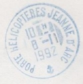 jeanne - JEANNE D'ARC (PORTE-HELICOPTERES) M12