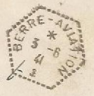 BERRE - AVIATION Numeri10