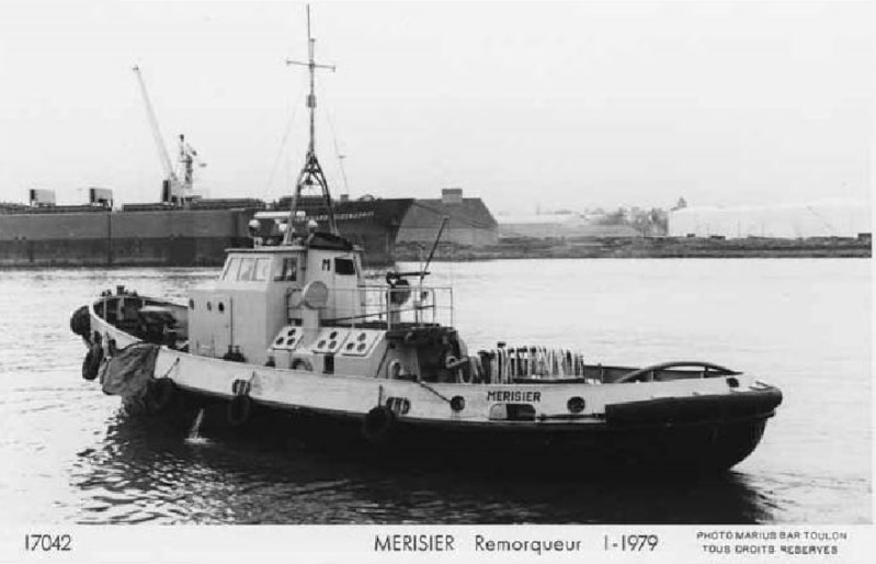 * MERISIER (1962/1999) * Remorq11